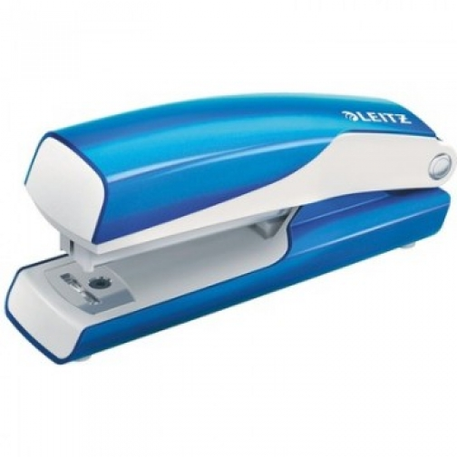 Степлер LEITZ NEXXT 55281036 (N10) до 10 л. синий металлик 37848244 3