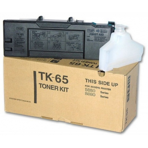 Картридж TK-65 для Kyocera FS-3820N, FS-3830N (черный, 20000 стр.) 1300-01 852472 1