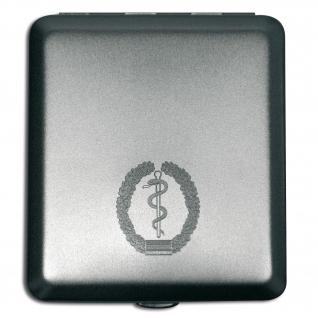Made in Germany Портсигар с эмблемой медицинских частей