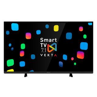 Телевизор Vekta LD-43SF6515BS 43 дюйма Smart TV Full HD