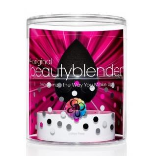 BEAUTYBLENDER - Спонж Beautyblender pro и мыло для очистки solid blendercleanser 30 ml