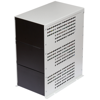 Инвертор ИС-12-4500 DC-AC, 12В/4500Вт (+ Набор предохранителей в подарок!) СибКонтакт