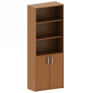 Мебель PT Арго Шкаф полузакрытый А-310 орех