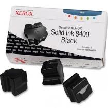 Твердые чернила Xerox 108R00604 для Xerox Phaser 8400, оригинальные (чёрные, 3 шт, 3400 стр) 7994-01
