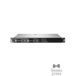 Hp Сервер HPE ProLiant DL20 Gen9 E3-1220v5 8GB DDR4 2133MHz UDIMM 2 x Hot Plug 3.5in SC SATA No Optical 290W 1yr Next Business Day Warranty (823556-B21)