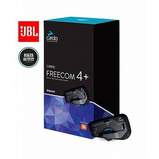 Мотогарнитура Scala Rider FREECOM 4+ JBL DUO