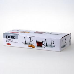 Набор чайный БАЛТИК на 6 перс. 215мл (95307B)