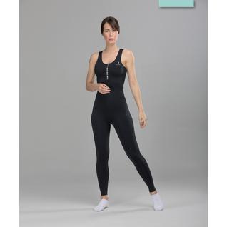 Женский спортивный комбинезон Fifty Balance Fa-wo-0101, черный размер L