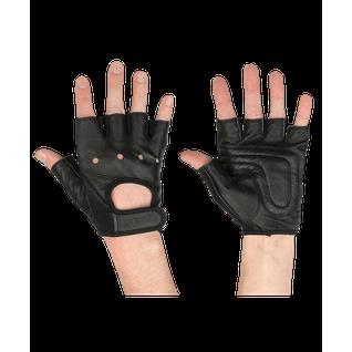 Перчатки для фитнеса Starfit Su-115, черные размер L