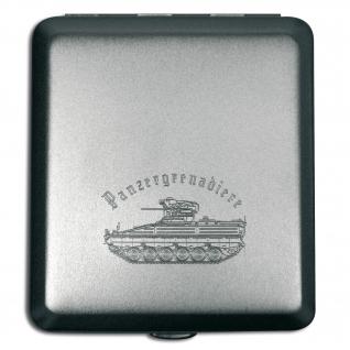 Made in Germany Портсигар с эмблемой мотострелковых частей