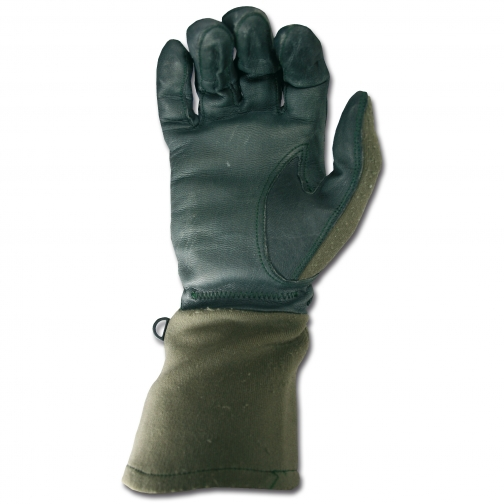 Made in Germany Перчатки тактические, Бундесвер, оливкового цвета, б/у 5026099 1
