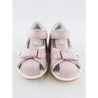 А9527 сандалии розовый открытые капитошка (21-26) (21) Капитошка