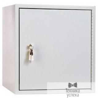 Цмо ЦМО! Шкаф телеком. настенный 12U (600х530) антивандальный (ШРН-А-12.520) (1 коробка)