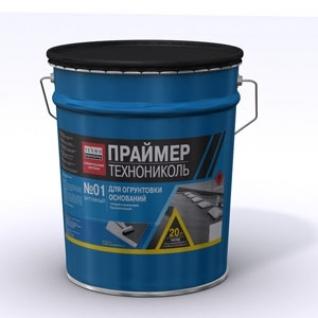 АКВАМАСТ мастика битумная для фундамента (18кг) / AQUAMAST мастика гидроизоляционная битумная для фундамента (18кг) Технониколь