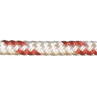 FSE Robline Трос синтетический FSE Robline ORION 300 красный/белый 8 мм 1038