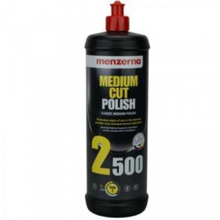 mcp2500 среднеабразивная полировальная паста 1л MENZERNA