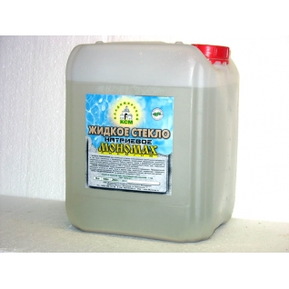 Жидкое стекло Мономах Premium 10л