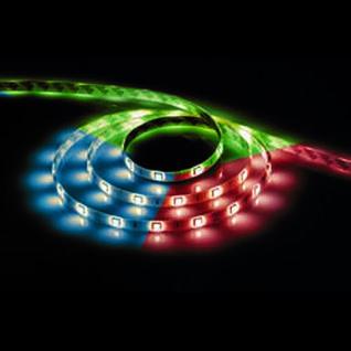 Cветодиодная LED лента Feron LS607, 30SMD(5050)/м 7.2Вт/м 5м IP65 12V RGB