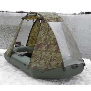 Тент ходовой для моторно-гребной лодки