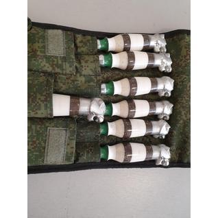 Шампуры набор 6 штук ручная работа с ручкой no name