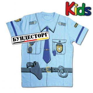 Футболка детская Police