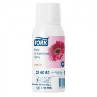 Баллон сменный для автоосвежителя Tork Premium А1 цв.75мл для330687(236052)