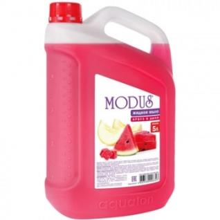 Мыло жидкое MODUS 5л Арбуз и дыня