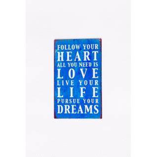 Магнитики follow your heart