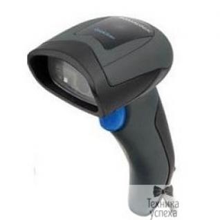 Datalogic Datalogic QuickScan QD2430 QD2430-BKK1S черный Сканер штрихкодов ручной, USB 2D имидж проводной подставка