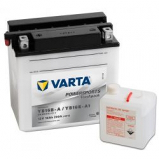 Аккумулятор VARTA Freshpack 516015016 16 Ач (A/h)-YB16B-A VARTA 516015016