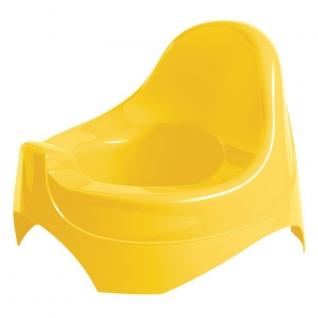Горшок Детский Цвет Желтый 280х270х210 Мм