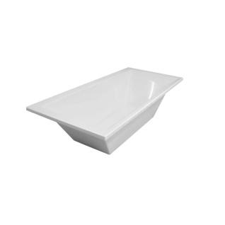 Отдельно стоящая ванна Эстет Стелла 180