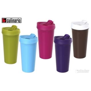 Всё для пикника Steuber GmbH Стакан для кофе и напитков с крышкой Cofee to go
