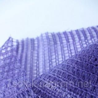 Сетка овощная, 20кг, фиолетовая, 40х60