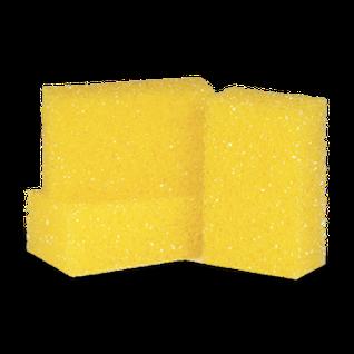 fliegenschwamm hart губка жёлтая повышененой плотности KOCH-CHEMIE