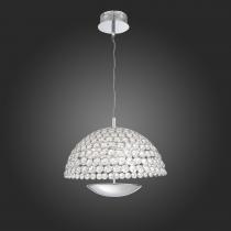 Светильник подвесной St Luce Хром/Прозрачный LED 1*15W