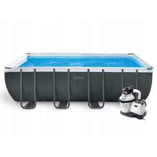 Intex Каркасный бассейн Intex, Ultra Frame 26356 549х274х132см, 17203л