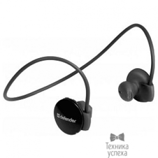 Defender Defender FreeMotion B611 черный Bluetooth до 10 м 63611