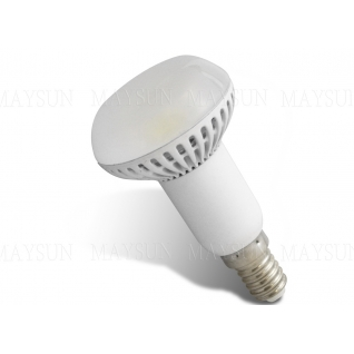 MAYSUN Светодиодная лампа Estares LED-R50-E14 AC110-250V 6W (Холодная белая) 2015