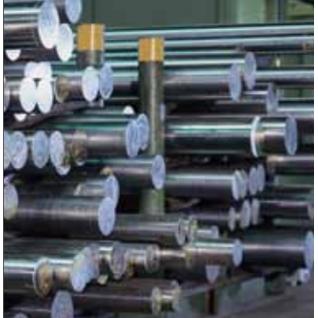 Круги из стали марки X3CrNiMoN27-5-2
