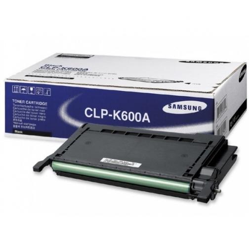 Картридж Samsung CLP-K600A оригинальный 1018-01 852734 1