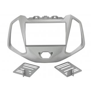 Переходная рамка Intro RFO-N30SL для Ford Ecosport 2012+ (крепеж) silver Intro