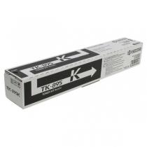 Картридж Kyocera TK-895K для Kyocera FS C8020MFP, FS C8025MFP, FS C8520, FS C8525, TASKALFA 205C оригинальный, чёрный, 12000 стр. 7387-01