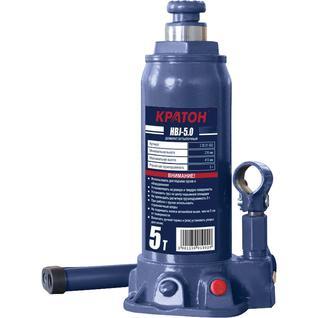 Домкрат Кратон HBJ-5.0 бутылочный 2 30 01 002