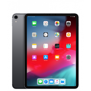 Планшет Apple iPad Pro 11 (2018) 64Gb Wi-Fi+Cellular Space Gray MU0T2
