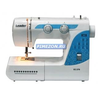 Leader VS 379 Швейная машина (электромеханическая, качающийся челнок, швейных операций - 22, петля-полуавтомат)