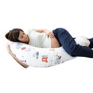 Подушка для беременных C-образная Азбука