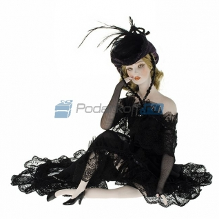 Кукла фарфоровая Lara