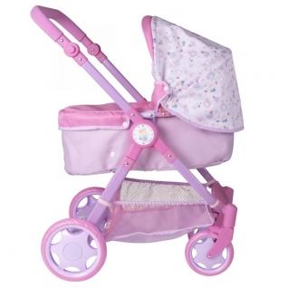 Куклы и пупсы Zapf Creation Zapf Creation BABY born 1423578 Коляска многофункциональная (стульчик, качели, кресло)