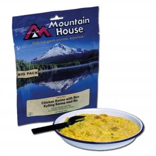 Курица и овощи с рисом Mountain House, большая упаковка
